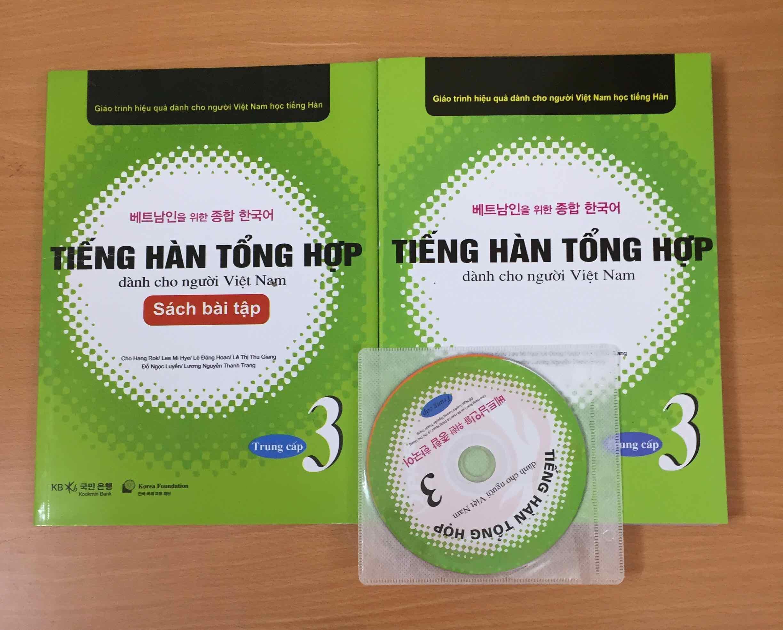 Tiếng Hàn Tổng Hợp Dành Cho Người Việt Nam Tập 3 ( Giáo Trình Và SBT) Đang Có Giảm Giá