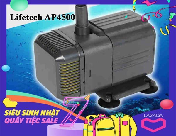 Máy bơm bể cá cảnh, trồng thủy canh, hệ thống aquaponics .... AP4500