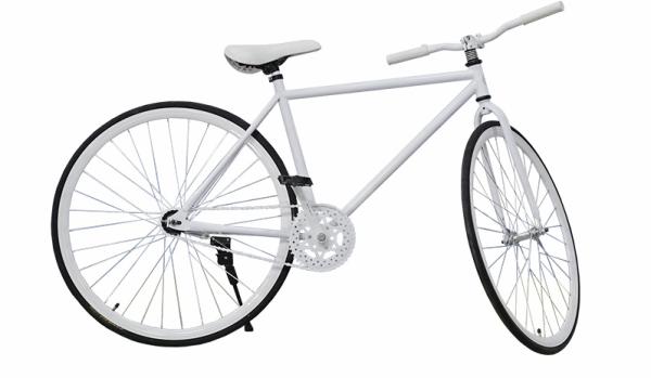 Phân phối Xe đạp thể thao FIXED GEAR HAHOO-Không cần phanh đạp ngược là phanh-Hợp kim thép carbon siêu nhẹ-Bảo hành 12 tháng 1 đổi 1