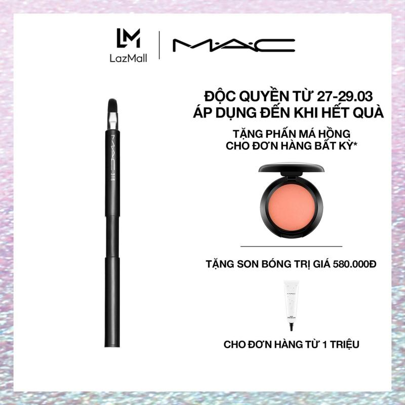Cọ môi MAC Brushes - 318 Retractable Lip