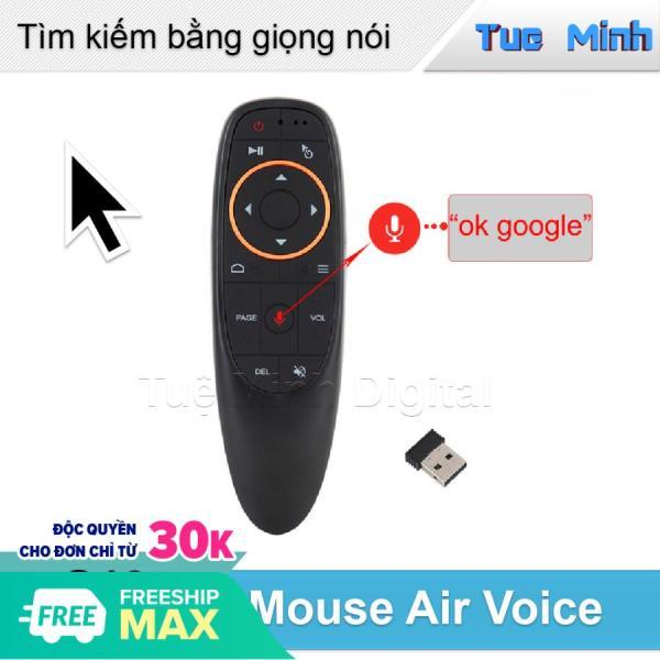 Chuột bay tìm kiếm giọng nói G10s Remote Mouse Air Voice