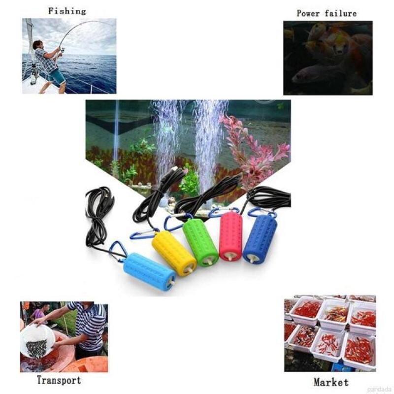 Sục khí oxi cáp USB dành cho bể cá