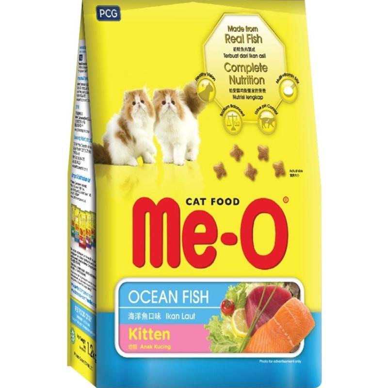 Thức Ăn Cho Mèo Con Hạt Me-O Kitten , Adult Túi 1,1kg và 1,2 Kg - ShopPetAz