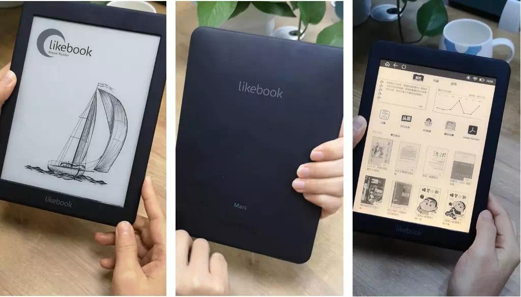 Máy đọc sách Likebook Mars
