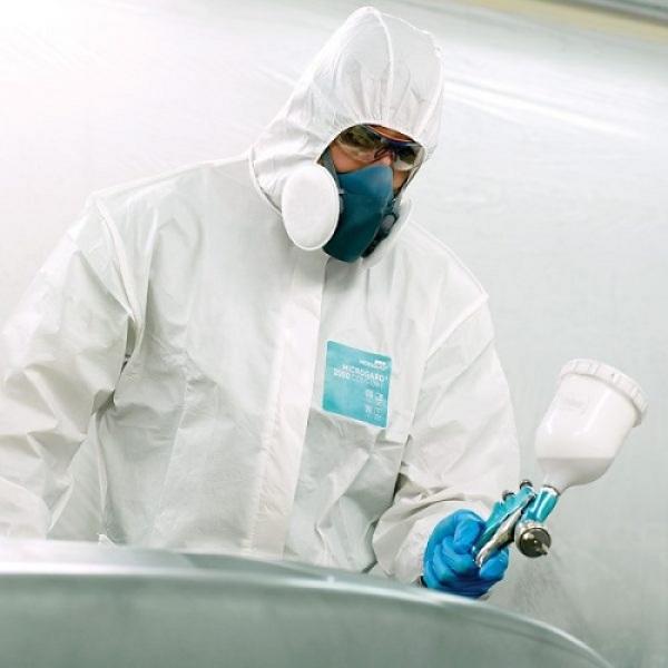 Quần áo chống hóa chất Mircogard 2000 tiêu chuẩn model 111