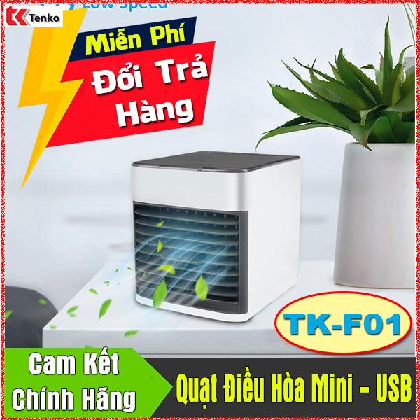Quạt Điều Hòa Mini Làm Mát Không Khí Tenko TK-F01