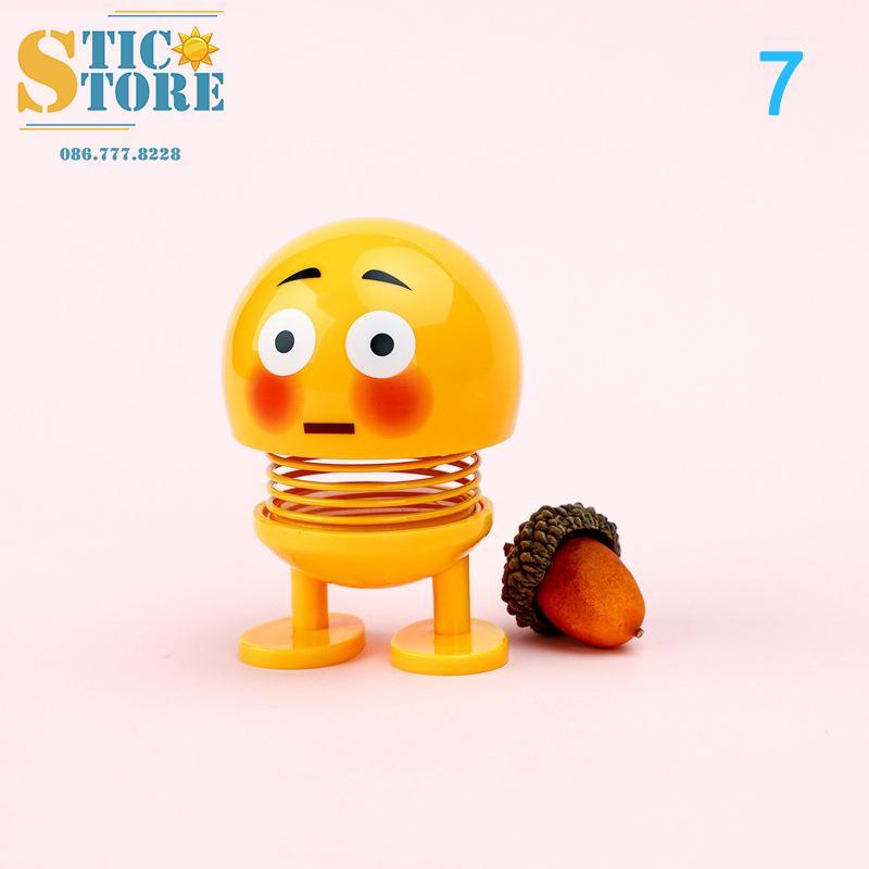 Emoji Lò Xo Nhún Nhảy Vui Nhộn, Emoji nhật, Icon dễ thương, Emoji smile, Đồ chơi xe oto, Icon nhún nhảy, Mặt cười lò xo đáng yêu - STIC