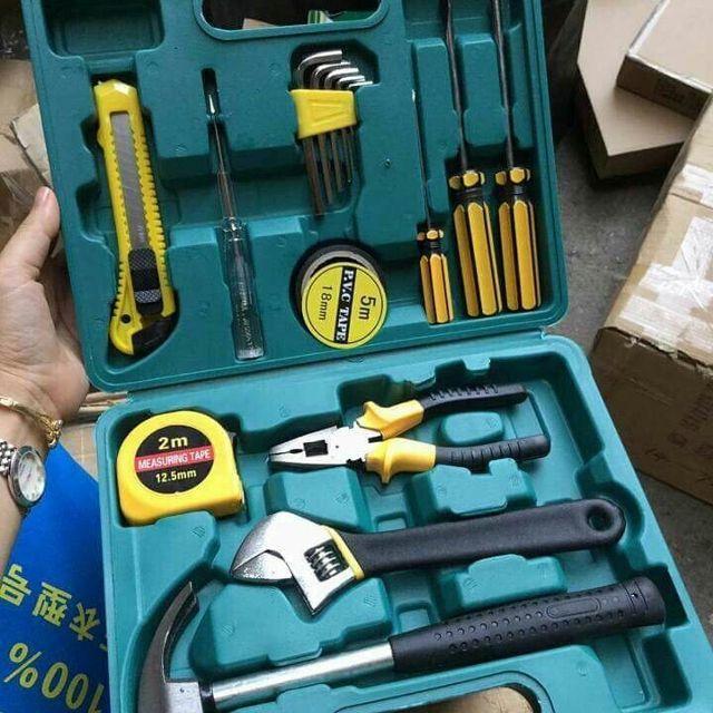 Bộ dụng cụ 16 món sửa chữa đa năng