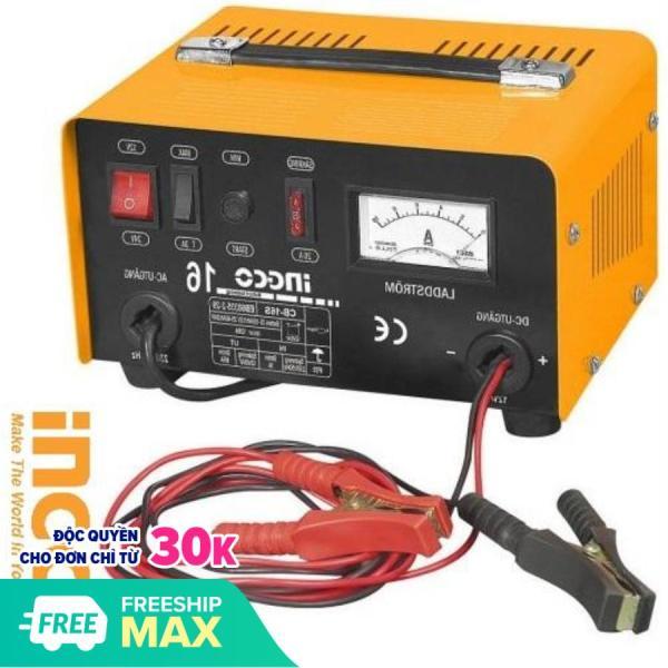 [HCM]Máy sạc bình điện ắc qui 12V 24V INGCO ING-CB1601