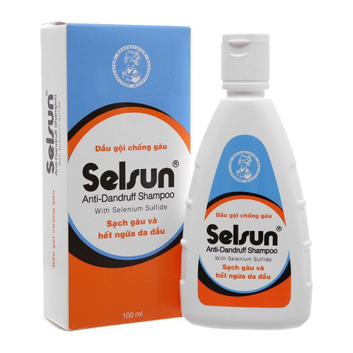 Dầu gội chống gàu Selsun Anti-Dandruff Shampoo