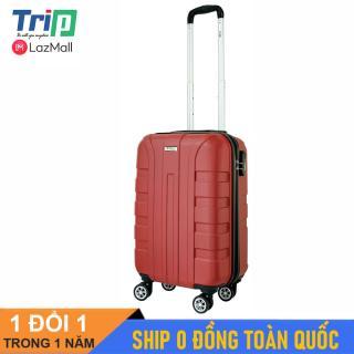 [MIỄN PHÍ SHIP] Vali nhựa TRIP P12 Size 20inch Vali TRIP size xách tay lên cabin máy bay thumbnail
