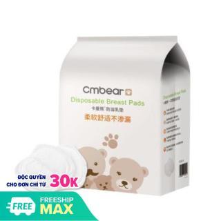 Lót thấm sữa Cmbear ( 108 miếng ) thumbnail