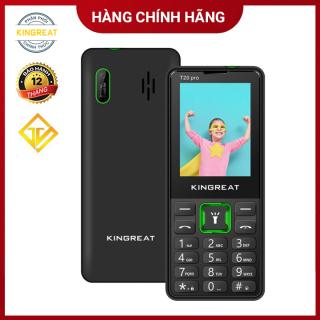 Điện thoại Kingreat T20 Pro 2 Sim 2 sóng Pin khủng Loa to Màn 2.4 - Hàng chính hãng thumbnail