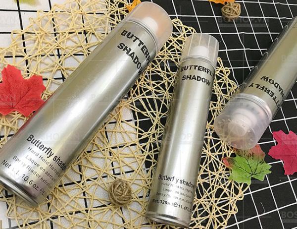 Xịt tóc Butterfly Shadow chai nhôm 150ml, 320ml, 600ml giá rẻ