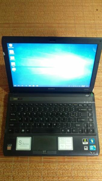 Bảng giá Laptop Sony S Series / Core i5 ~ 2.7Ghz / Ram 4G / HDD 640G / NVIDIA Geforce 310M / Vân tay bảo mật / Bàn phím đèn Led / Tặng kèm cặp + chuột không dây + lót chuột Phong Vũ