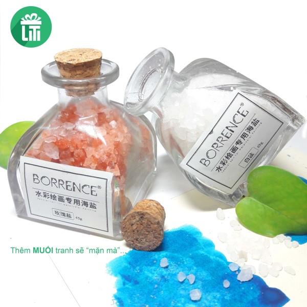 Mua Muối hóa học tạo hiệu ứng khi vẽ màu nước - 65gr