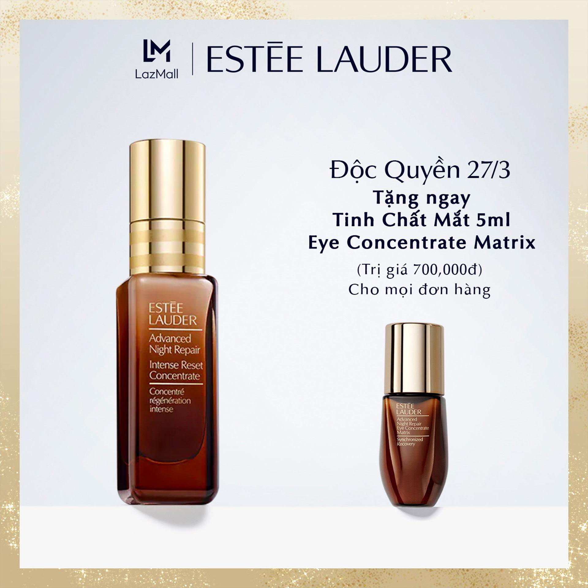 Tinh chất giải cứu làn da tức thì Estee Lauder Advanced Night Repair Intense Reset Concentrate - Serum 20ml nhập khẩu