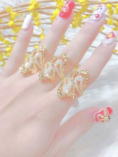 [Siêu khuyến mãi Miễn Phí Ship] Nhẫn nữ mạ vàng 18K cao cấp JK Silver, thiết kế tinh xảo cao cấp giá rẻ, trang sức hottrendU.nhan425 thumbnail