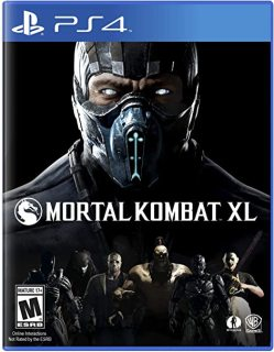 Đĩa PS4 - Mortal Kombat XL thumbnail