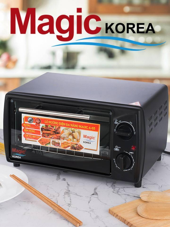Lò Nướng điện đa Năng Magic Korea By Chilindo.