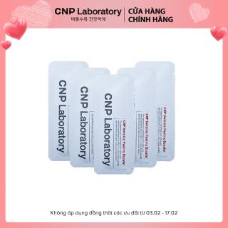 [Deal trải nghiệm] Combo 5 gói Gel tẩy tế bào chết thế hệ CNP Laboratory Invisible Peeling Booster 1ml gói thumbnail