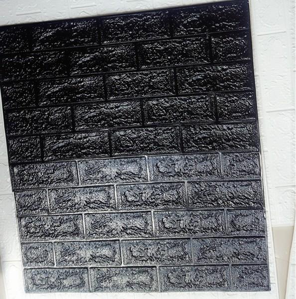 5 Tấm Xốp dán tường 3D Giả gạch - Khổ Lớn 70*77cm loại 1 siêu dính