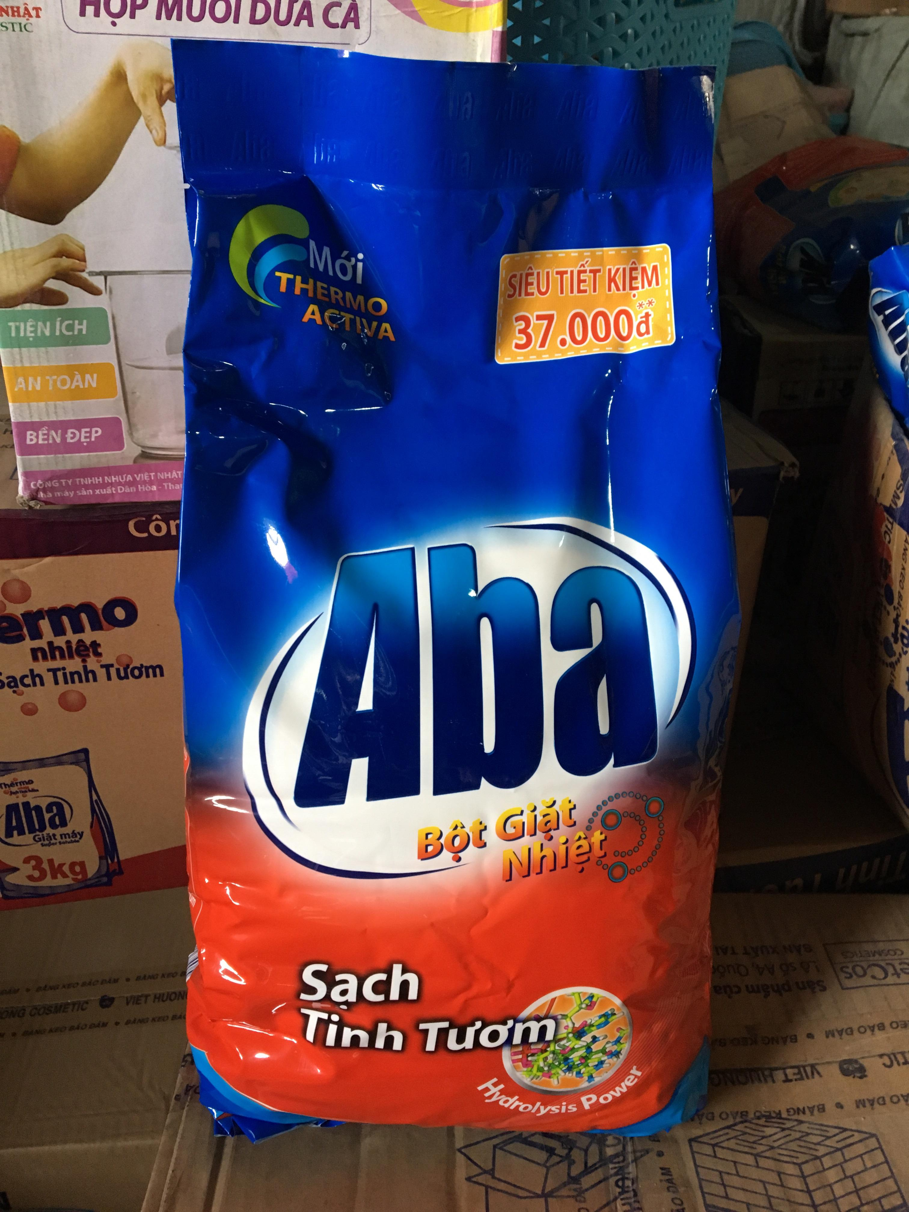 Voucher tại Lazada cho Bột Giặt Aba 6kg