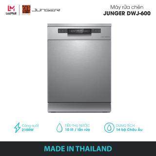 Máy rửa chén Junger DWJ-600 - Công suất 2100W | Bảo hành 2 năm chính hãng | MADE IN THAILAND