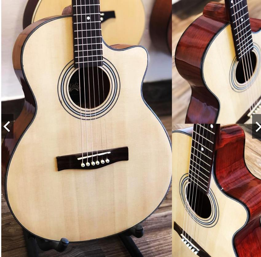 Guitar Đệm Hát Giá Rẻ