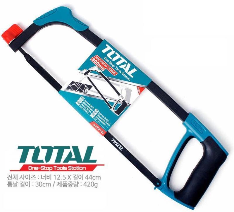 Cưa sắt 12inch 300mm Hacksaw Frame Total THT54102