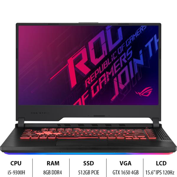Bảng giá Laptop ASUS G531GT-AL007T i5-9300H | 8GB | 512 GB | GTX 1650| 156 FHD | WIN 10 Phong Vũ