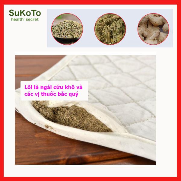 Ruột thảm ngải cứu size 42x42 thay thế, hàng loại 1, dày