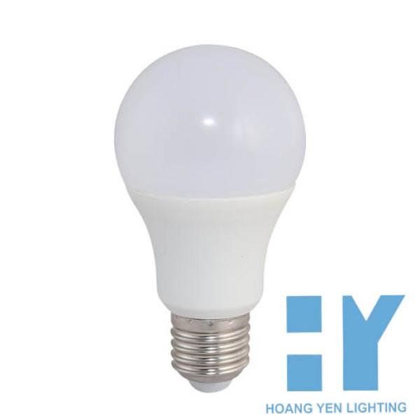 [HCM]Bóng LED tròn trắng đục ánh sáng trắng vàng 7W