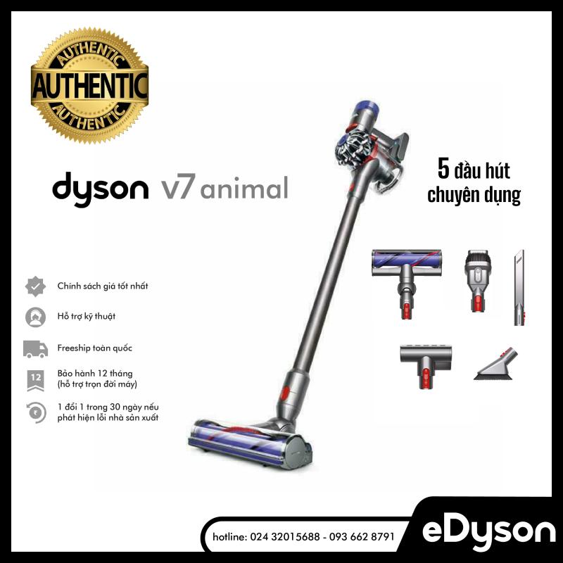 Máy hút bụi cầm tay Dyson V7 Animal 100% Authentic Bảo hành 06 - 12 tháng