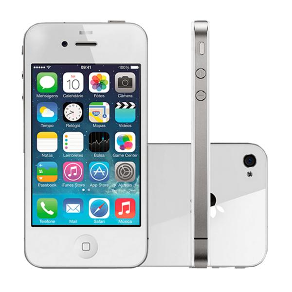 Điện Thoại Thông Minh Giá Rẻ iPhone 4- 8GB- 16GB Quốc Tế. Nghe To, Gọi Rõ, Lướt Web Mượt