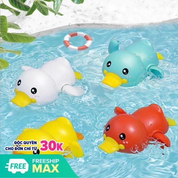 Đồ chơi bồn tắm Rùa Vịt biết bơi Đồ chơi nhà tắm đồ chơi lên dây cót đồ chơi cho bé XP-ĐC021