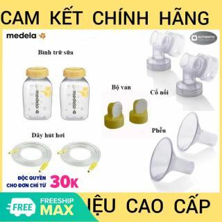 [Đầy Đủ] Nguyên Bộ Phụ Kiện Máy Hút Sữa Medela Pump (New 100%) thumbnail
