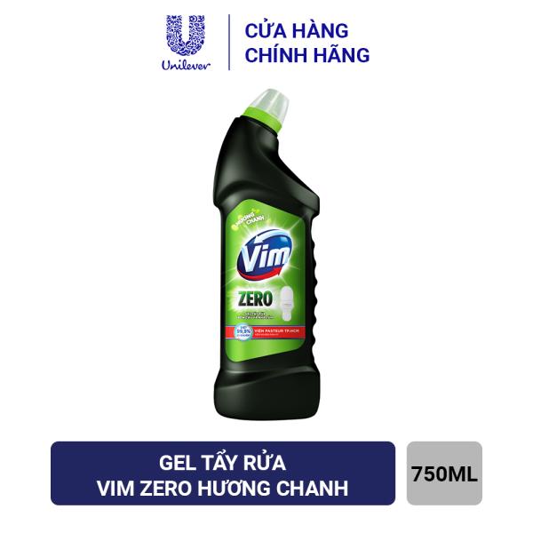 Gel Tẩy Rửa Vim Zero Hương Chanh (750ml)