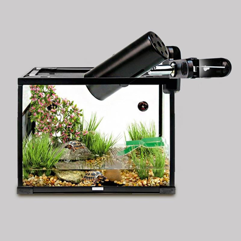 Bộ kẹp đèn cho thú cưng, bò sát, iguana