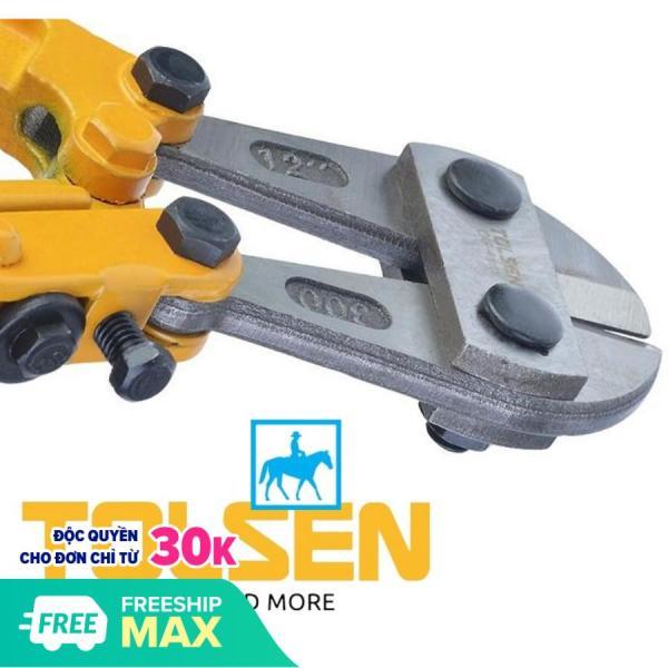 Kềm Kìm Cộng Lực Kéo Cắt Sắt 12inch 300mm Bolt Cutter TOLSEN 10241