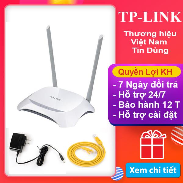 Cắm vào là dùng được ngay, Bạn sẽ tiết kiệm được hơn 200 k khi sử dụng sản phẩm bộ phát wifi TP-LINK , cục phát wifi tp link  2 râu, bảo hành 1 đổi 1 ( 12 tháng )