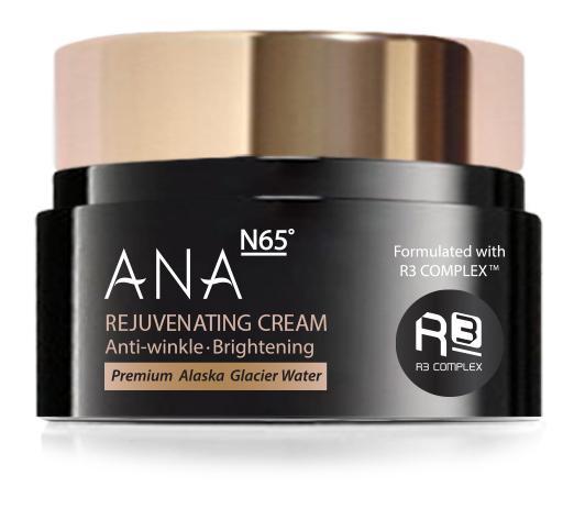 Kem ngăn ngừa nếp nhăn và chống lão hóa ANA N65 REJUVENATING CREAM – 50G cao cấp