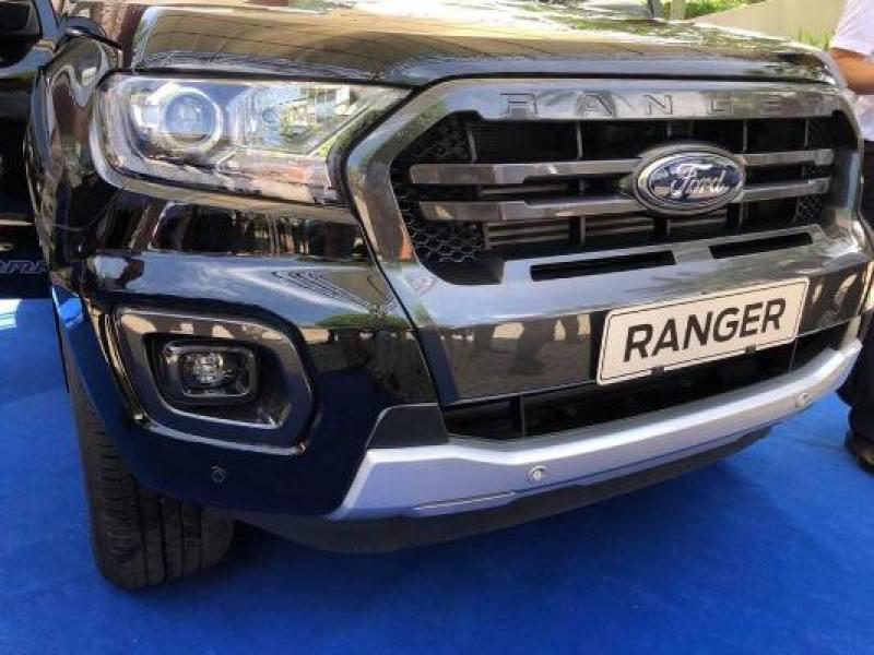 Cụm đèn pha Ford Range ut 3.2 2017 hàng tháo xe(0349049352)