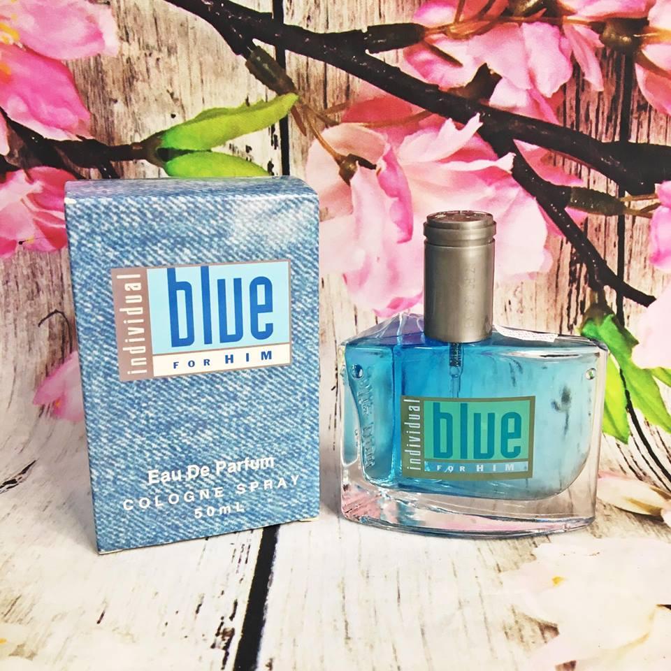 Nước Hoa Blue Avon Nam - Lọ Xịt 50ml