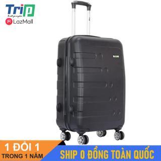 [MIỄN PHÍ SHIP] Vali nhựa TRIP P16 Size 24inch Vali ký gửi, đựng 20kg hành lý thumbnail