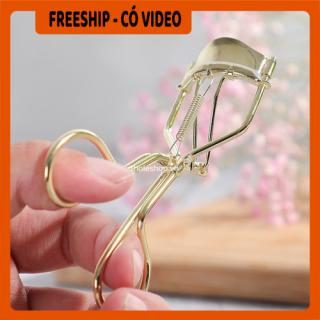 [FREESHIP] Dụng cụ bấm mi cao cấp - Kẹp bấm mi dụng cụ làm đẹp cho phái nữ - Kẹp bấm mi siêu cong - Dụng cụ make up - Bấm mi thumbnail