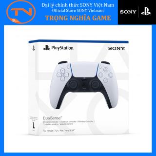 Tay Cầm PS5 tặng kèm dây sạc type C SS - DualSense Controller PlayStation 5 [new 100%] thumbnail