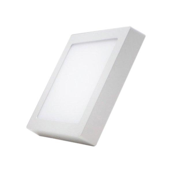 Đèn ốp nổi vuông Panasonic 18W ánh sáng vàng