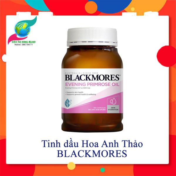 Tinh dầu HOA ANH THẢO BLACKMORES[Cân bằng nội tiết; giảm mụn; dưỡng da; cải thiện sức khỏe] - Made in AUSTRALIA