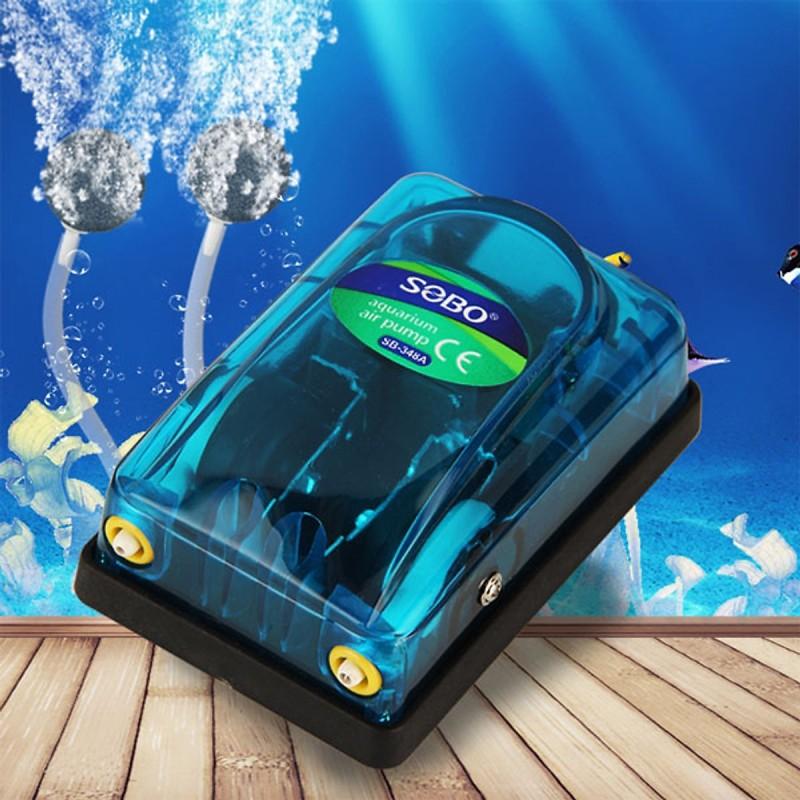 máy sục khí oxy, máy tạo oxy cho cá, máy sục khí bể cá - Xả banh nóc - giá cực Sốc!
